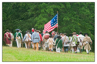 Battle of Monmouth 2017