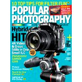 July 2014 Popular Photography Magazine Cover