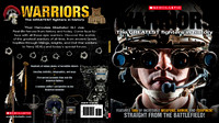 Warriors-The GREATEST Fighters in History Book